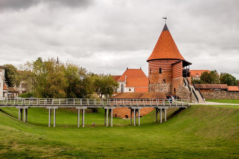 Kaunas Castle, Kowno, Lithuania