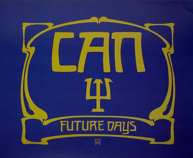 Can Future Days Bel Air Holger Czukay Spoon