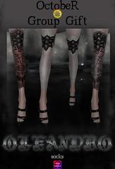 La Malvada Mujer - Oleandro socks