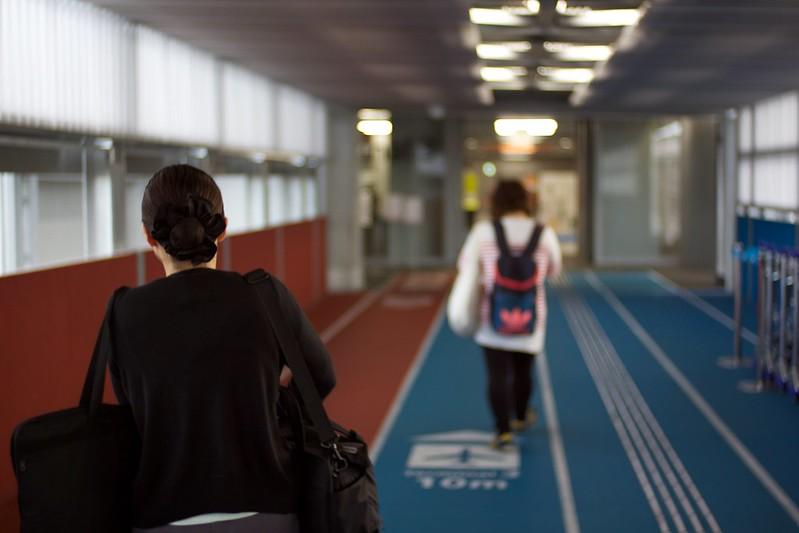 成田空港第三ターミナルへ