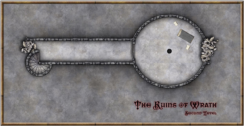 Ruins of Wrath Second Level