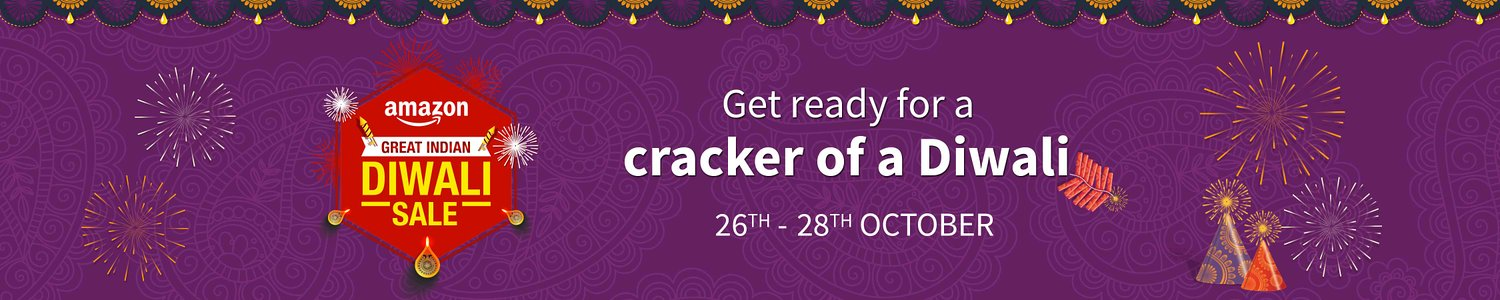 Amazon The Great Indian Diwali Sale Oct 26 - 28 2015