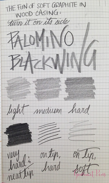 Review Palomino Classic Blackwing Pencils @BureauDirect (12)