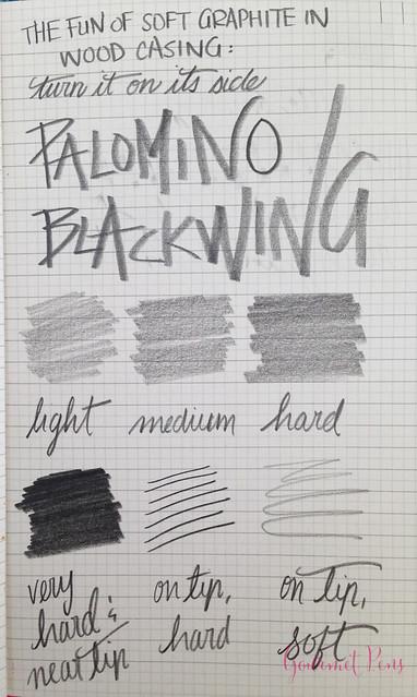 Review Palomino Classic Blackwing Pencils @BureauDirect (12)