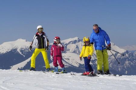 Alpe Cimbra - znamenitá adresa pro rodinnou dovolenou