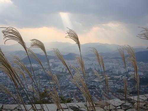 분산성 Bunsanseong Gimhae fortress