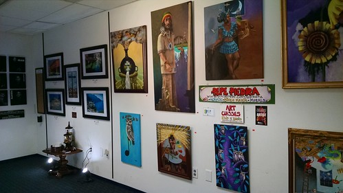 Third Floor, Area 5 at Artomatic 2015