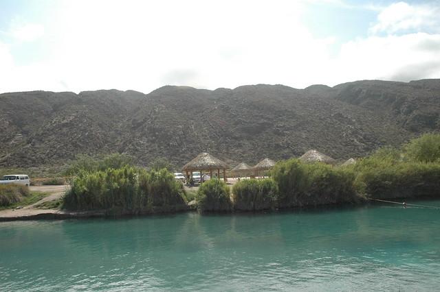 Lago Cuatro ciénegas, Coahuila/ Cuatro ciénegas lake