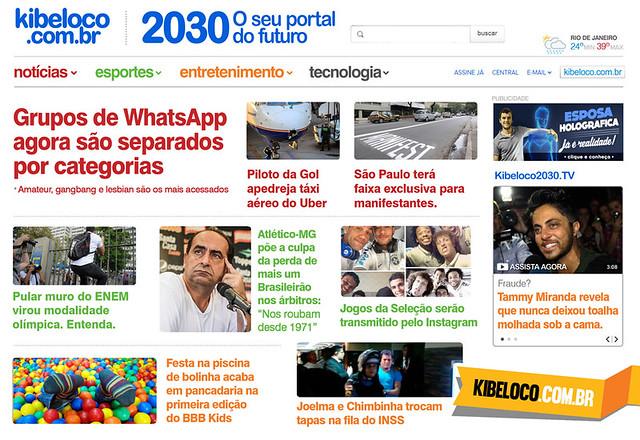 NOTÍCIAS DE 2030