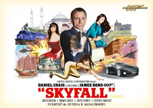 Skyfall - Poster 15