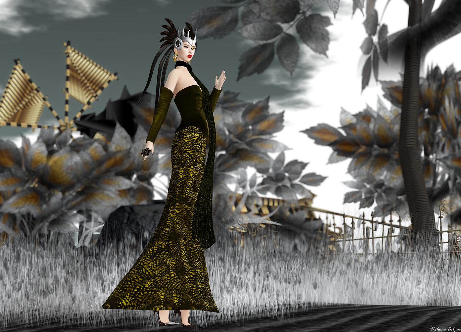 JUMO - Padme Gown