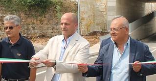 Da sinistra, Modesto Pellegrini, Domenico Vitto e Salvatore Colella