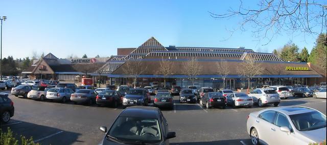 Arbutus mall