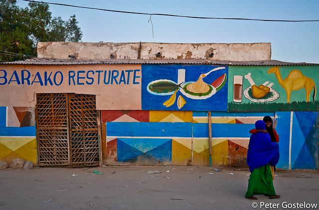 Local restaurant Berbera
