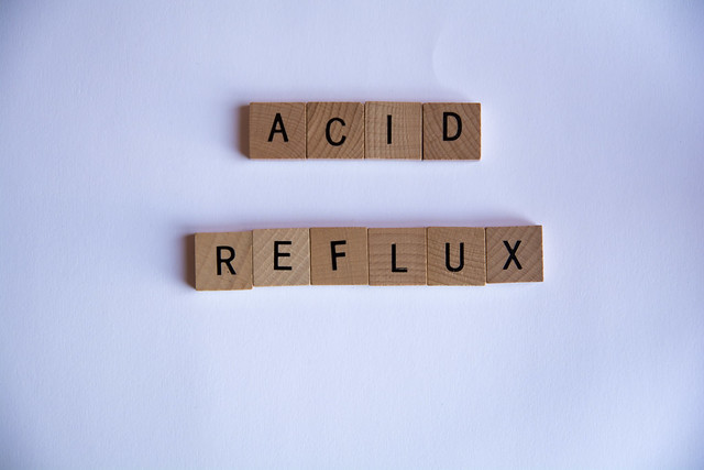 Header of Acid reflux