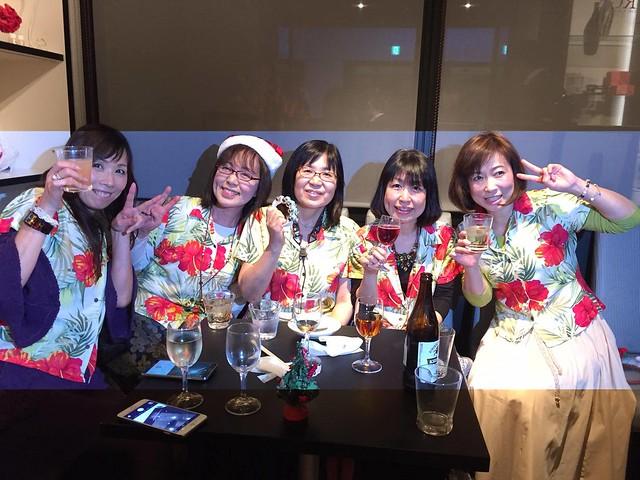 【ボランティア演奏会】日本姿勢と歩き方協会クリスマスパーティー2015.12.13_13