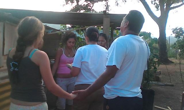 Casas de Oración: Estado Guárico 29-11-15