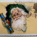 great xmas stamp GB Great Britain 1st (Santa Claus, Father Christmas, Weihnachtsmann, Kerstman, Djed Mraz, サンタクロース, père Noël, Julemanden, Papá Noel, Babbo Natale, 圣诞​老人, Дед Моро́з, Άγιος Βασίλης, Božiček, Noel Baba, Julenissen, Pai Natal, Święty Mikołaj