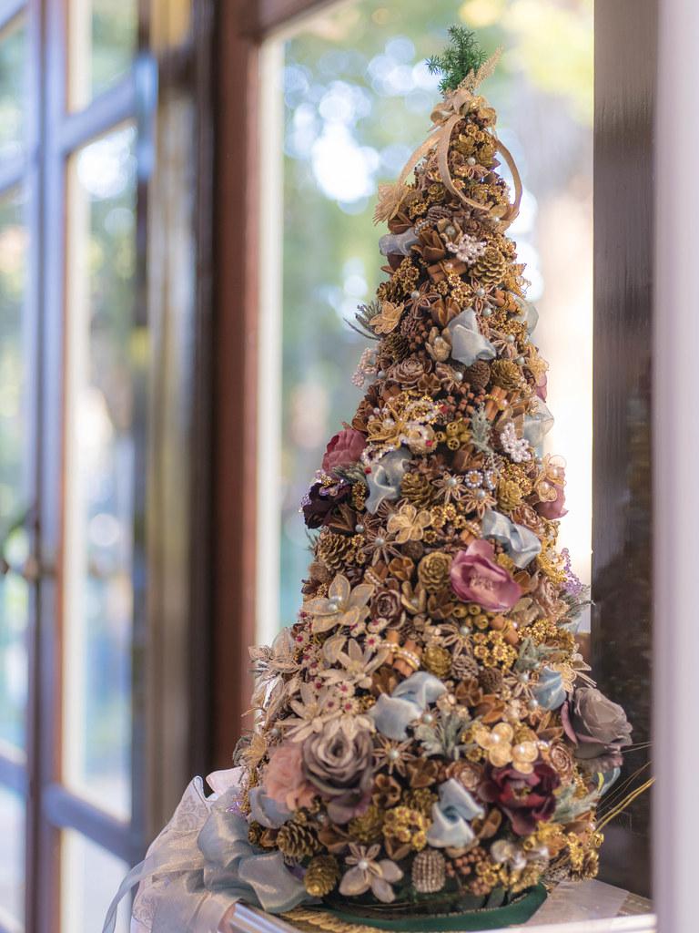 山手西洋館クリスマス装飾2015⑦