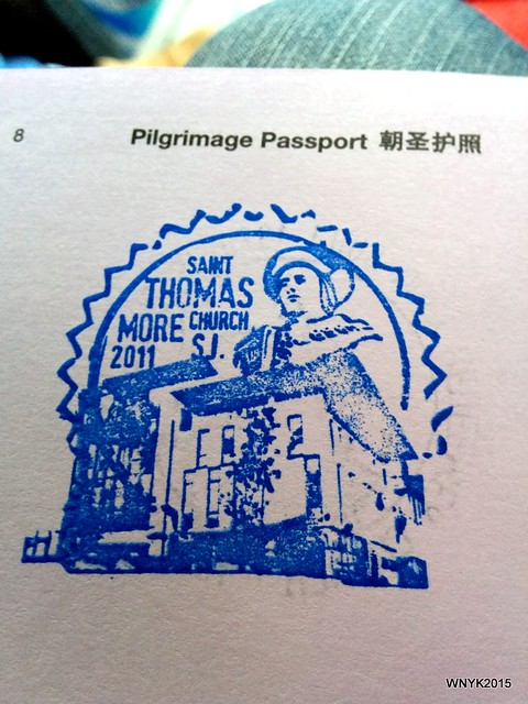 Pilgrimage Passport