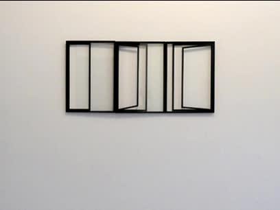 Amalia Giacomini | Entreabertos (2017) | Ferro e Vidro