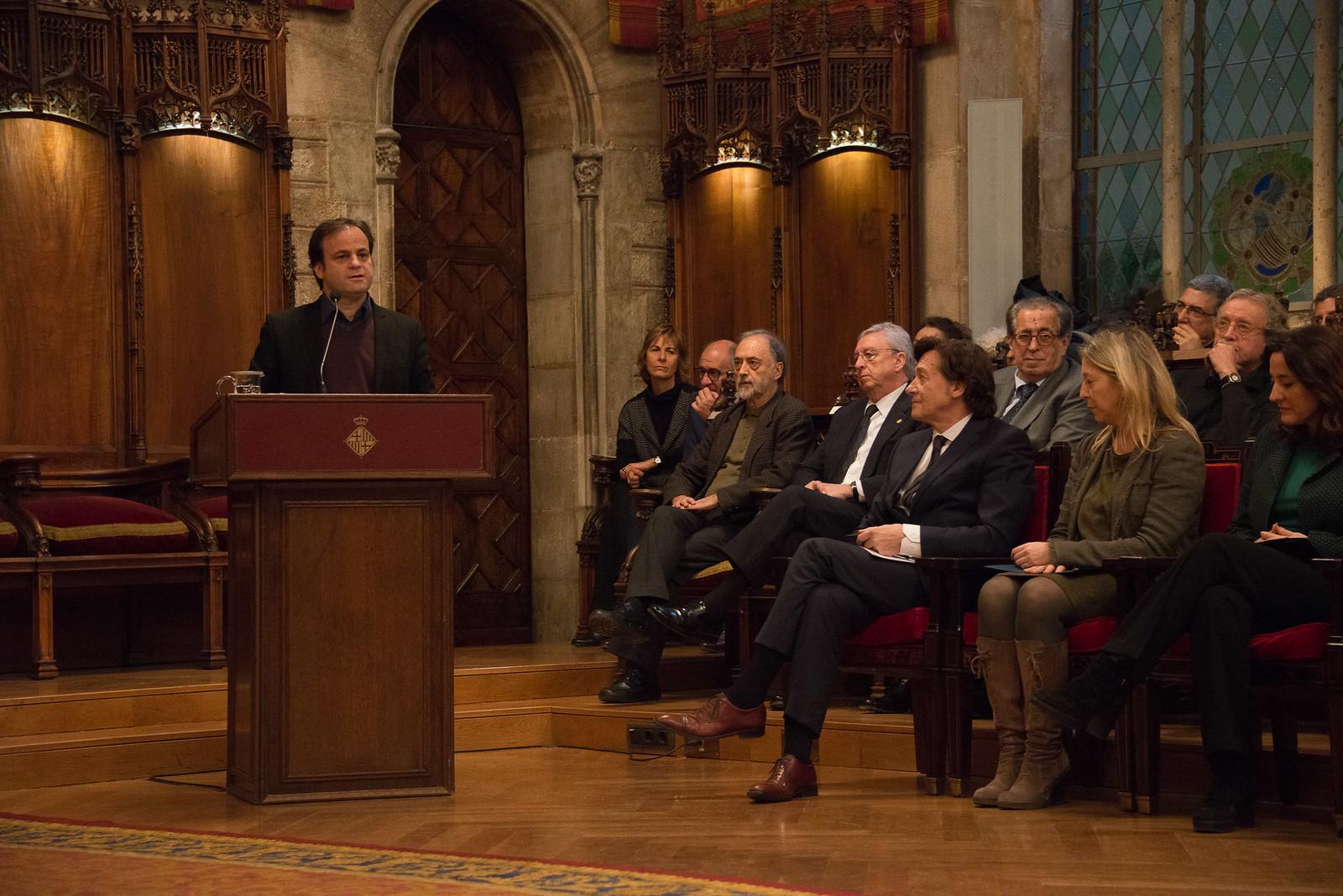 dv., 03/02/2017 - 11:19 - Presentació del 25è aniversari dels Jocs de Barcelona '92