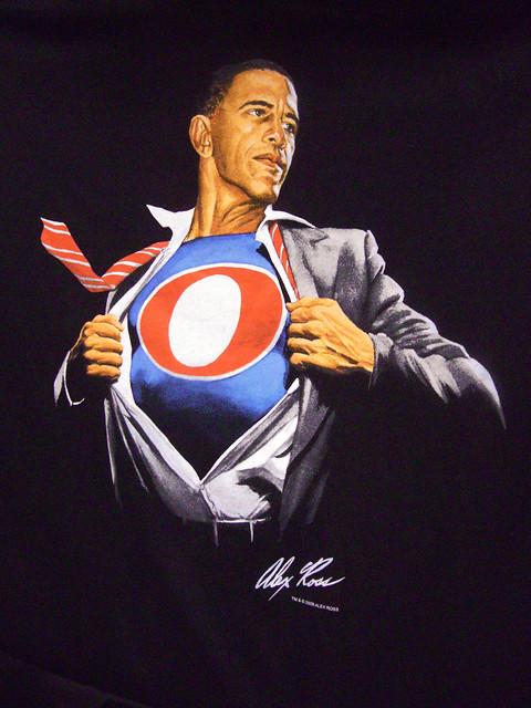 美漫達人聊漫畫:歐巴馬卸任特輯!盤點這位人氣總統登上的各種漫畫~