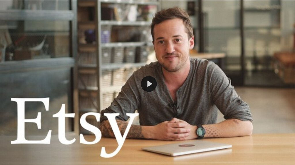 Image of Etsy selling course by Parker Gard on Skillshare