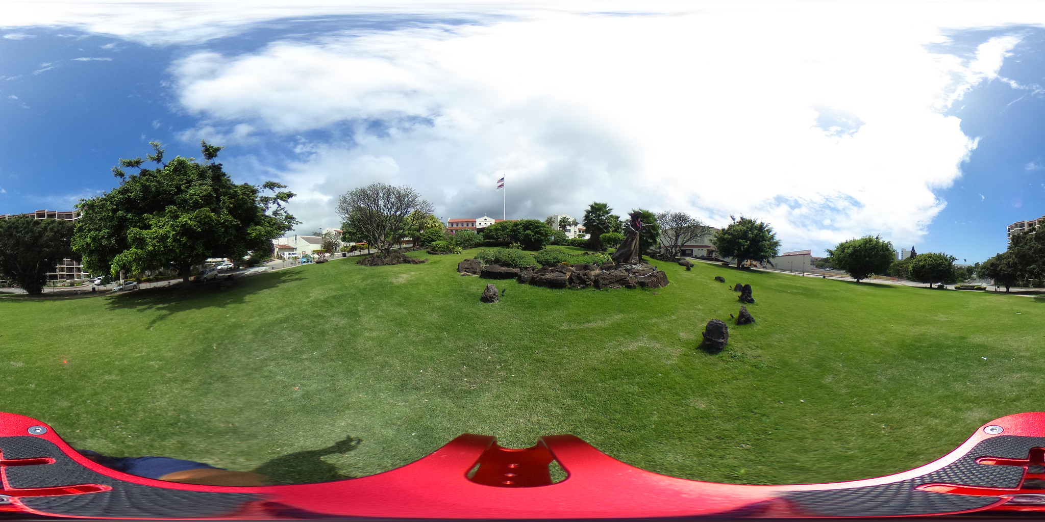 St. Louis High School and Chaminade University  - a 360° Equirectangular VR