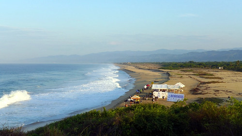 Punta Colorada - Puerto Escondido