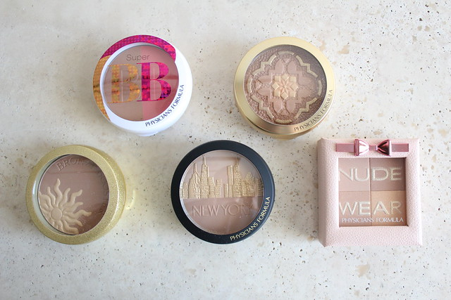 Physicians Formula bronzers at shoppers drug mart