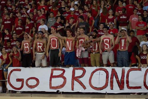 2015 Football vs Liberty | The Roundup