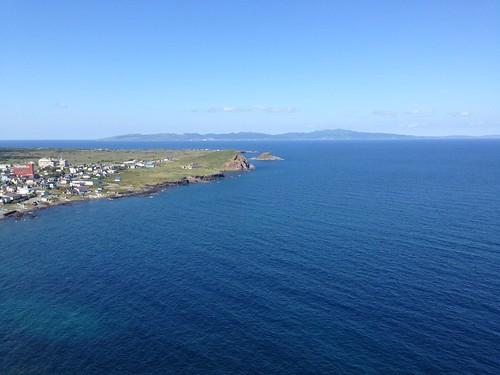 rishiri-island-peshi-cape-observatory-view