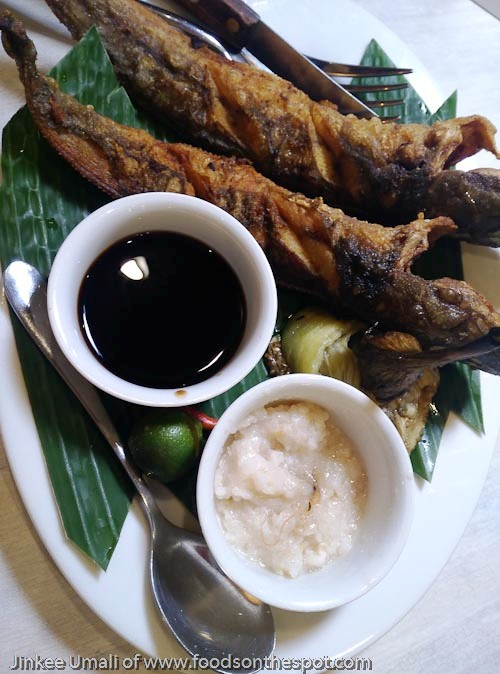 Delectable Filipino Cuisine w/ Kaka Restaurant by Jinkee Umali of www.foodsonthespot.com