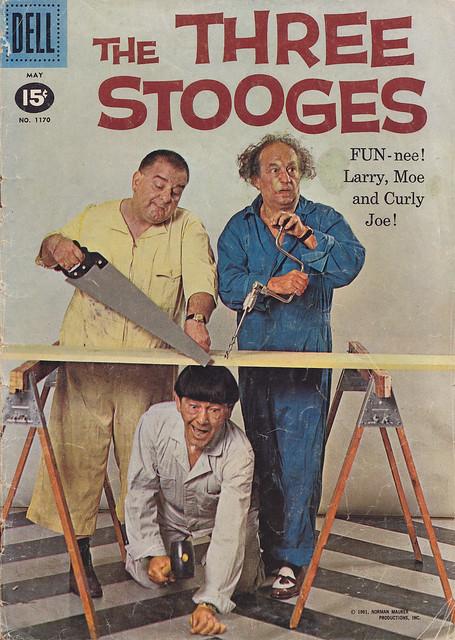 The Three Stooges 1170