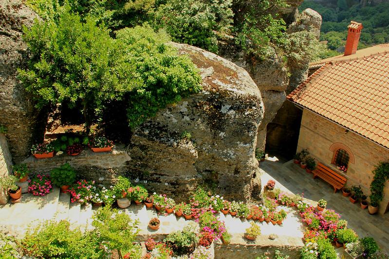 Roussanou, Meteora