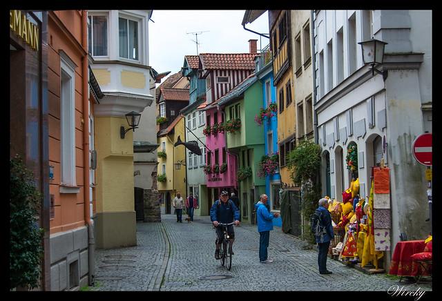 Calles de Lindau