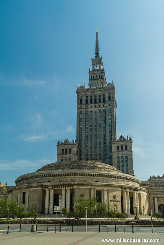 Palacio de la Cultura y la Ciencia