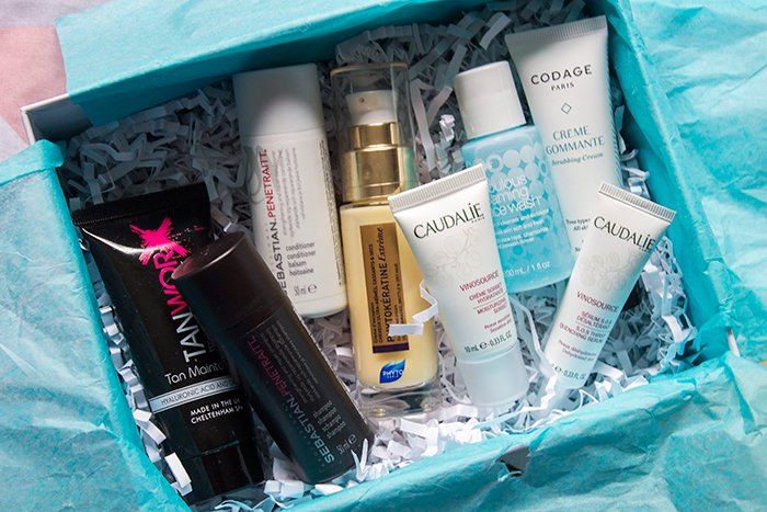 Look Fantastic Beauty Box September 2015