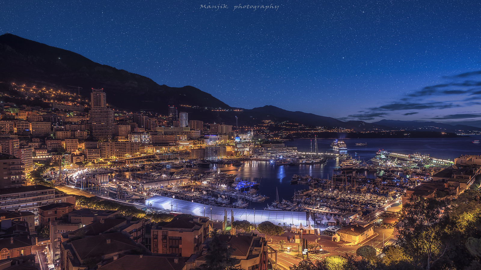 From Monaco with love