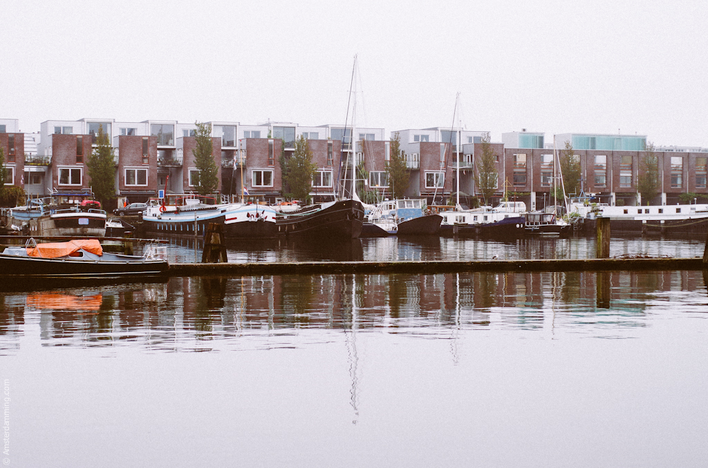 Amsterdam, Zeeburgerkade