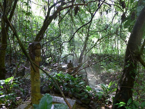 Termales Luna Jaguar en Agua Caliente