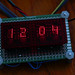 DIY: GPS clock using old LED bcd displays by linux-works