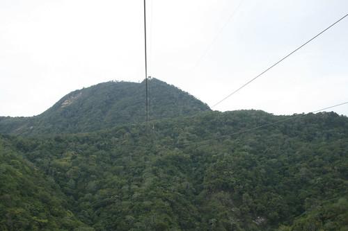 View to / Blick auf Mount Isabel de Torres