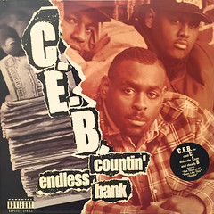 C.E.B.:COUNTIN' ENDLESS BANK(JACKET A)