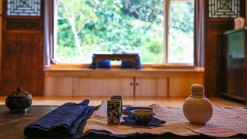 【宜蘭美食小吃/冬山一日遊】新景點!隱藏在冬山鄉中山休閒農業區裡的「古意藝術生活藝術館」,還有美味又健康的家常料理。