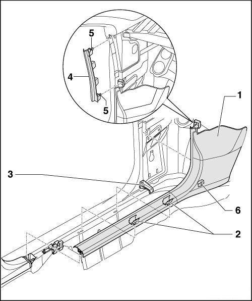 75237 - Instalacja modułu pamięci ustawień fotela kierowcy i lusterek - 15