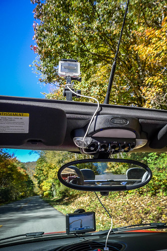 Blue Ridge Parkway in Autumn-14