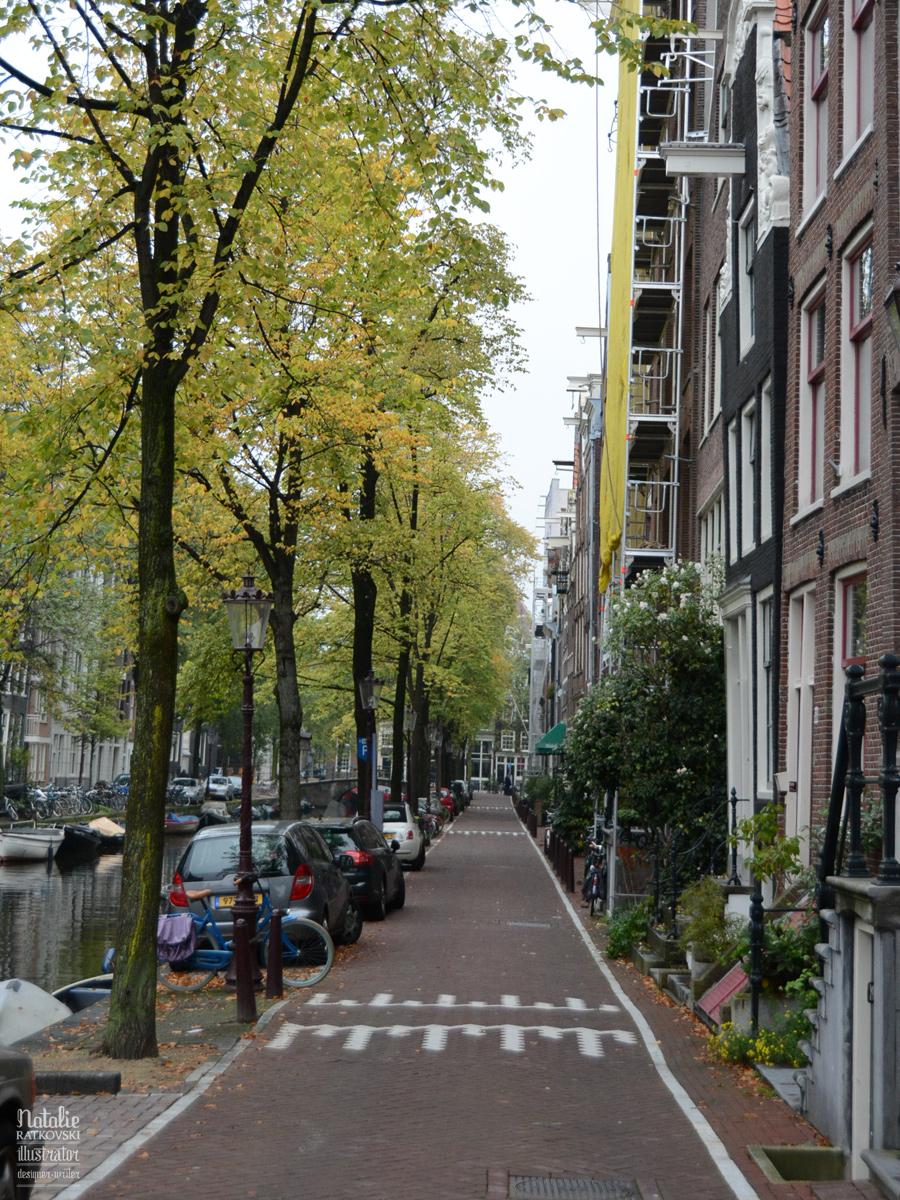 Amsterdam, Fall 2015