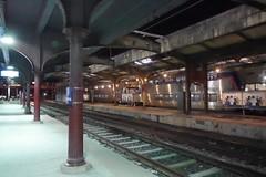 金, 2015-10-23 20:34 - Baltimore Penn Station (Light Rail)